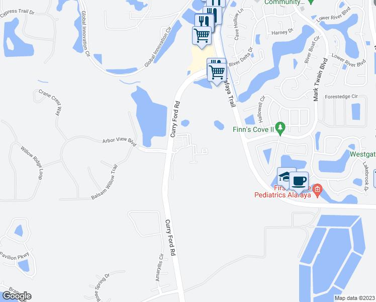 11701 Heritage Estates Avenue Alafaya FL Walk Score