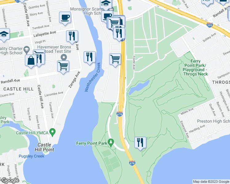 555 Hutchinson River Parkway New York NY Walk Score