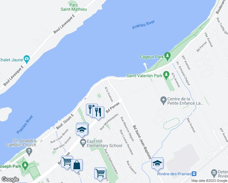 12556 Boulevard Saint Jean Baptiste Montral QC Walk Score