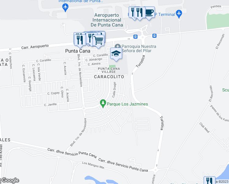 Calle Drago, Punta Cana La Altagracia - Walk Score on map of dubai shopping, map of mazatlan shopping, map of beijing shopping, map of nashville shopping, map of bangkok shopping, map of riviera maya shopping, map of cozumel shopping, map of berlin shopping, map of freeport shopping,