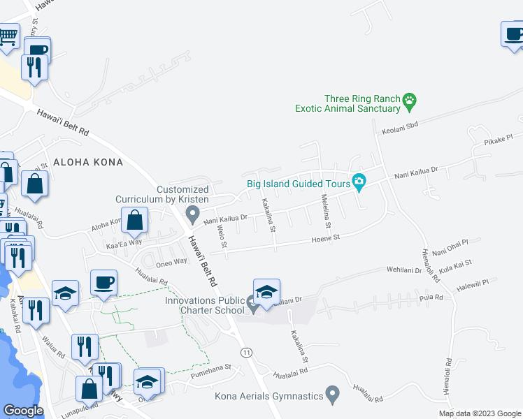 75-5794 Kakalina Street, Kailua-Kona HI - Walk Score on street map of phoenix, street map of kapaa kauai, street map of the big island, street map of venice, street map of oahu honolulu, street map of newport, street map of maui, street map of lihue kauai, street map of buffalo, street map of kauai island, street map of salt lake city, street map of palm springs, street map of santa barbara, street map of lexington, street map of fresno, street map of kapolei, street map of waikiki beach, street map of north carolina, street map of orlando, street map of hilo,