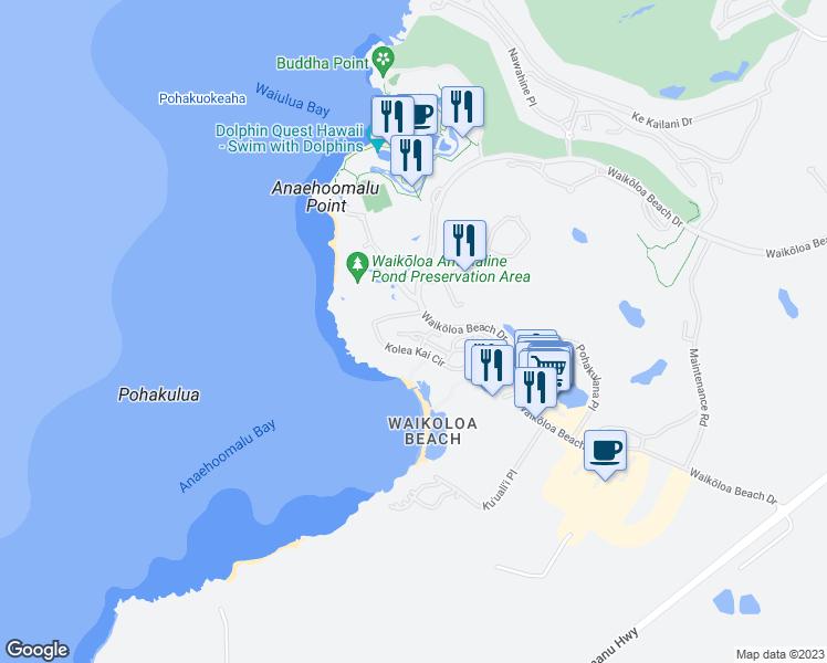 69-1000 Kolea Kai Circle, Waikoloa Village HI - Walk Score on wailea beach marriott map, hali'i kai map, fairway villas map, napili point map, halii kai map, hawaii kai map, luana kai map, constantine map, grand wailea map, pauoa beach map, oran map,