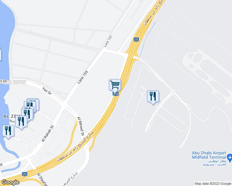 Abu Dhabi - Dubai Motorway, Abu Dhabi Abu Dhabi - Walk Score