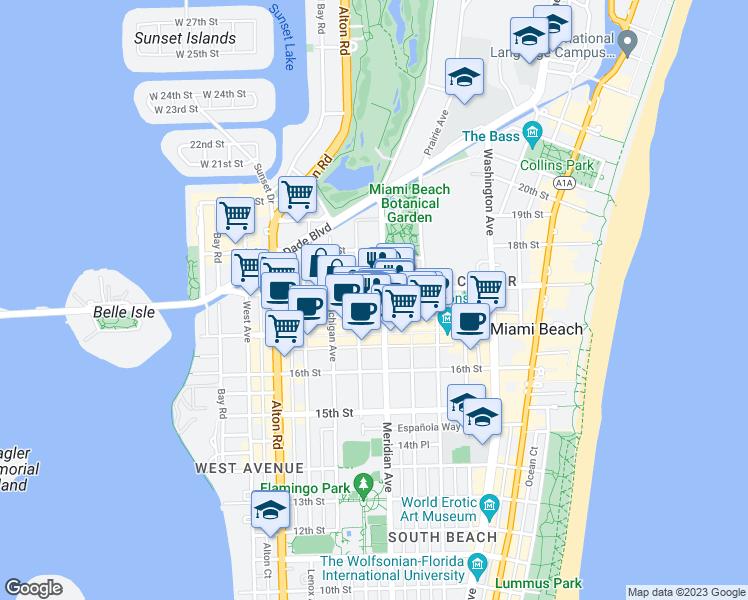 833 lincoln road, miami beach fl - walk score
