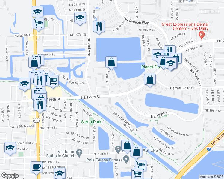 Walk Score Miami Beach