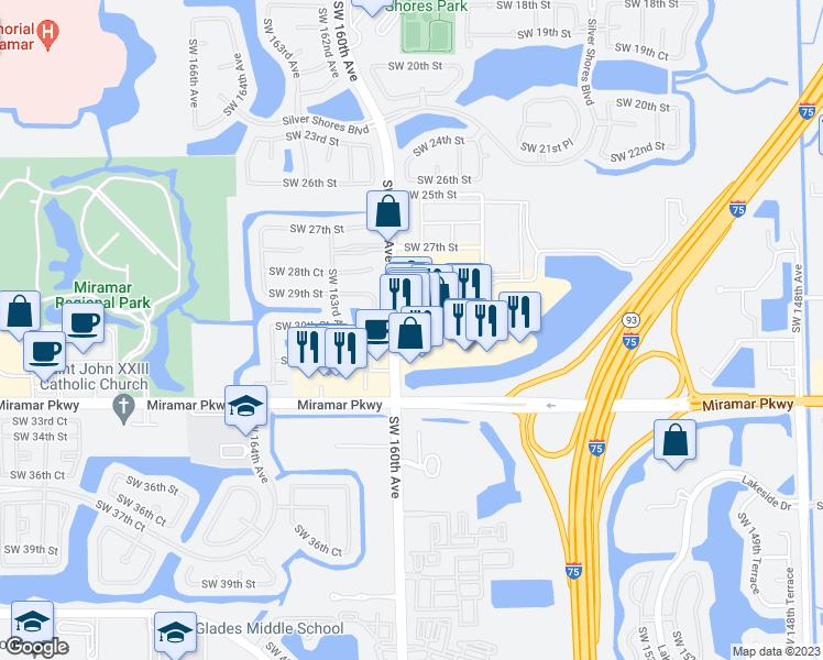 Miramar Florida Map.3100 Dykes Road Miramar Fl Walk Score