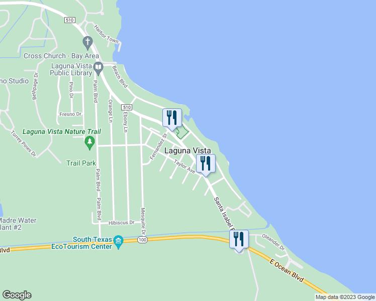 Laguna Vista TX - Walk Score on map of la vernia tx, map of ingleside tx, map of pleasanton tx, map of st hedwig tx, map of george west tx, map of lufkin tx, map of la feria tx, map of raymondville tx, map of gun barrel city tx, map of humble tx, map of camp wood tx, map of uvalde tx, map of rio grande city tx, map of leakey tx, map of groves tx, map of katy tx, map of rocksprings tx, map of henderson tx, map of harlingen tx, map of lindale tx,