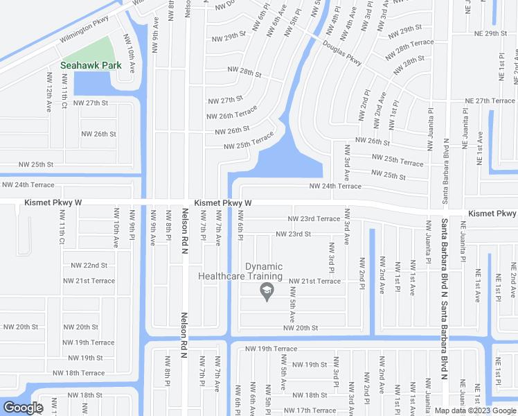 532 Kismet Parkway West, Cape Coral FL - Walk Score