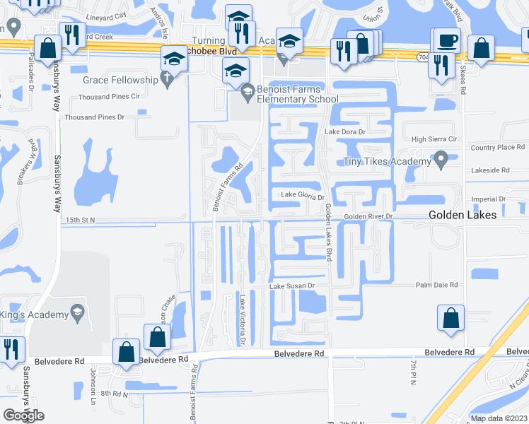 1482 Lake Crystal Drive Royal Palm Beach Fl Walk Score