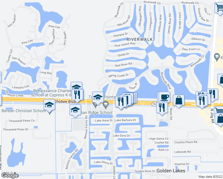 map of restaurants, bars, coffee shops, grocery stores, and more near 2082 Tarpon Lake Way in West Palm Beach
