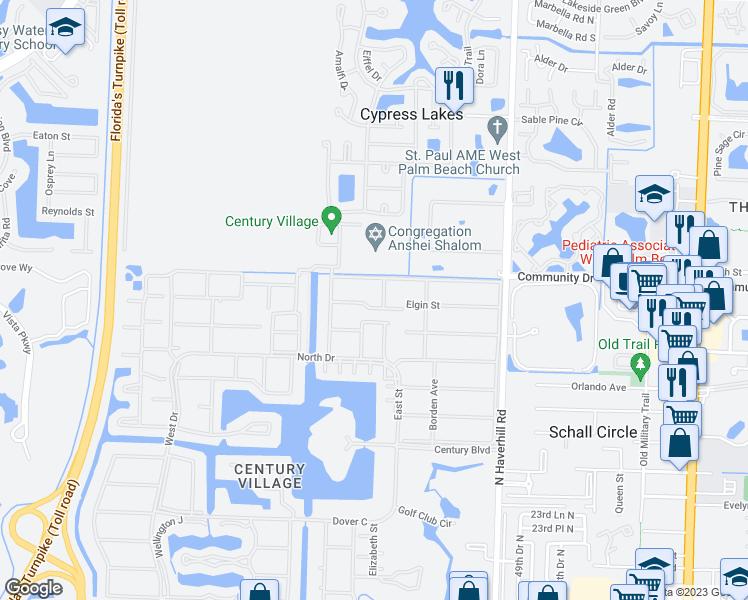 Florida Bus Routes West Palm Beach