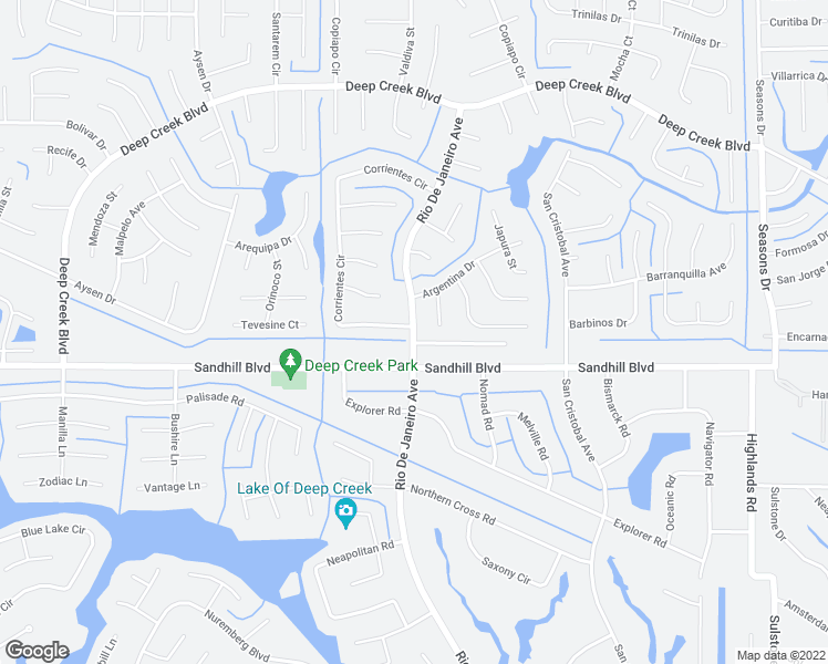 map of restaurants, bars, coffee shops, grocery stores, and more near 524-598 Rio De Janeiro Avenue in Punta Gorda