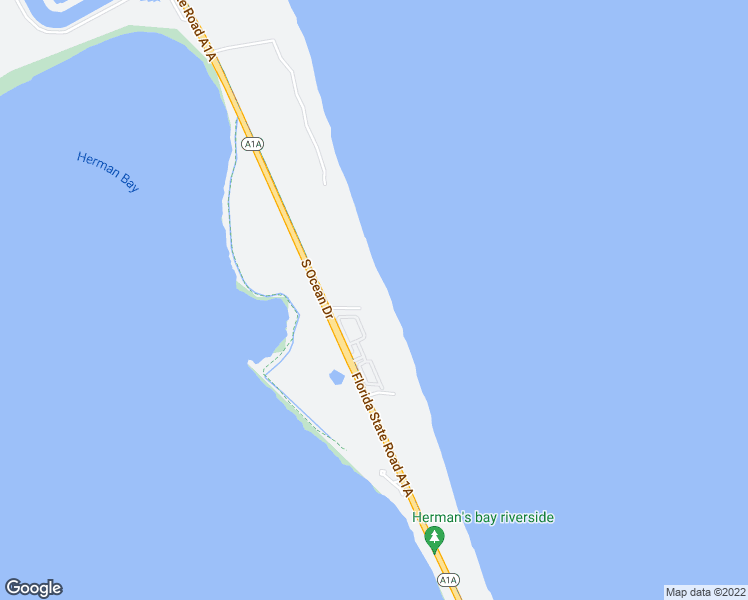 Loc  South Ocean Drive  Jensen Beach Fl