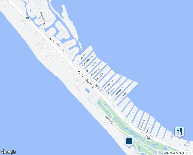Longboat Key Florida Map.521 Birdie Lane Longboat Key Fl Walk Score