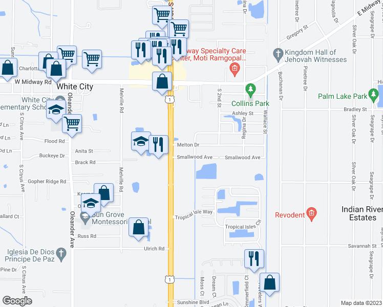 302 Smallwood Avenue Fort Pierce FL Walk Score