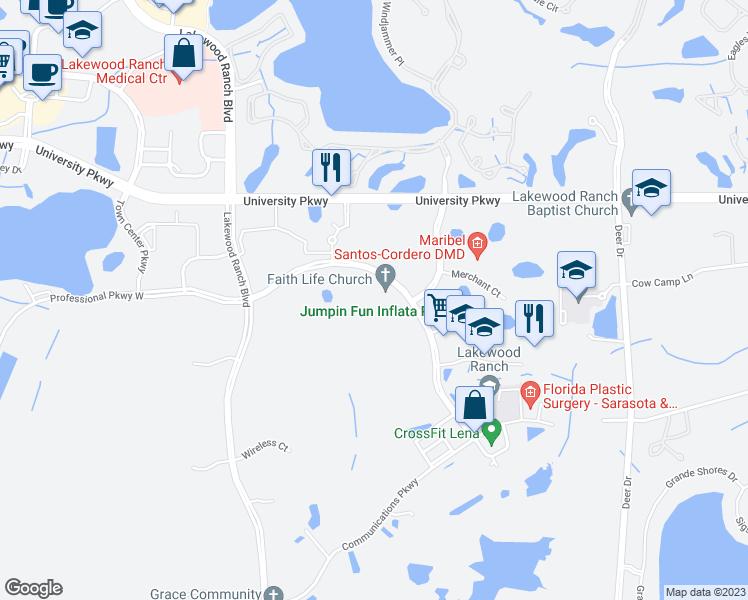 6980 Professional Parkway East, Sarasota FL - Walk Score on weather sarasota, mapquest maps sarasota, google earth map usa fl, craigslist sarasota, google earth florida,