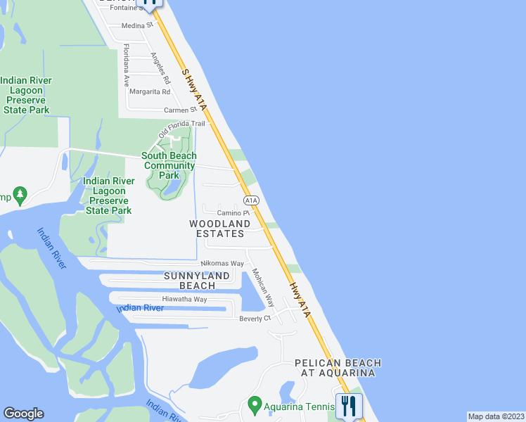 7087 South Highway A1a Melbourne Beach Fl Walk Score