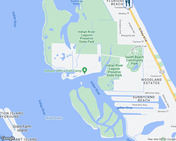 750 Old Florida Trail Melbourne Beach Fl Walk Score