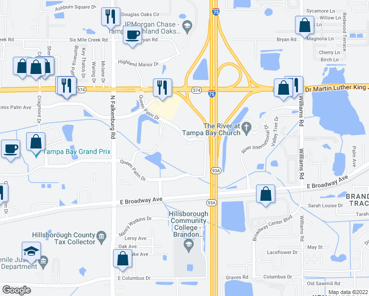 3800 Citibank Center, East Lake-Orient Park FL - Walk Score on coca-cola map, nike map, united airlines map, home depot map, bb&t map, citigroup branches map, everbank map,