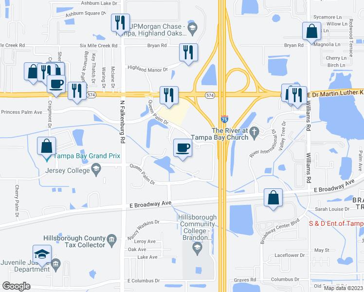 3800 Citibank Center, East Lake-Orient Park FL - Walk Score on