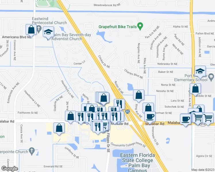 Locations Truck Rentals near Palm Bay FL
