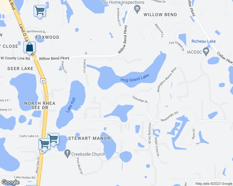 Lutz Florida Map.1122 Oxbridge Drive Lutz Fl Walk Score