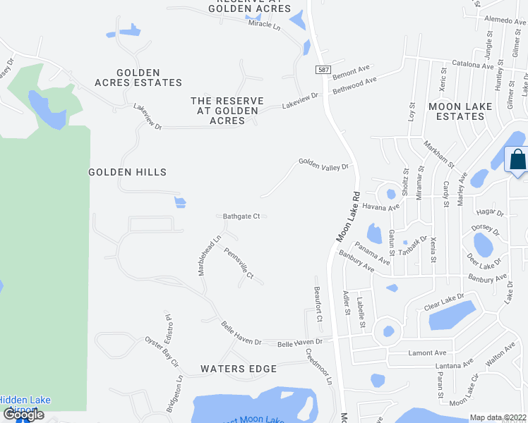 map of restaurants, bars, coffee shops, grocery stores, and more near 11621 Bathgate Court in New Port Richey