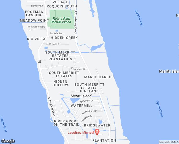South Courtenay Parkway Merritt Island Fl