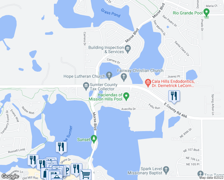 The Villages Fl Street Map Best Cars 2018