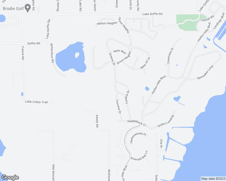 5312 Greens Drive, Lady Lake FL - Walk Score