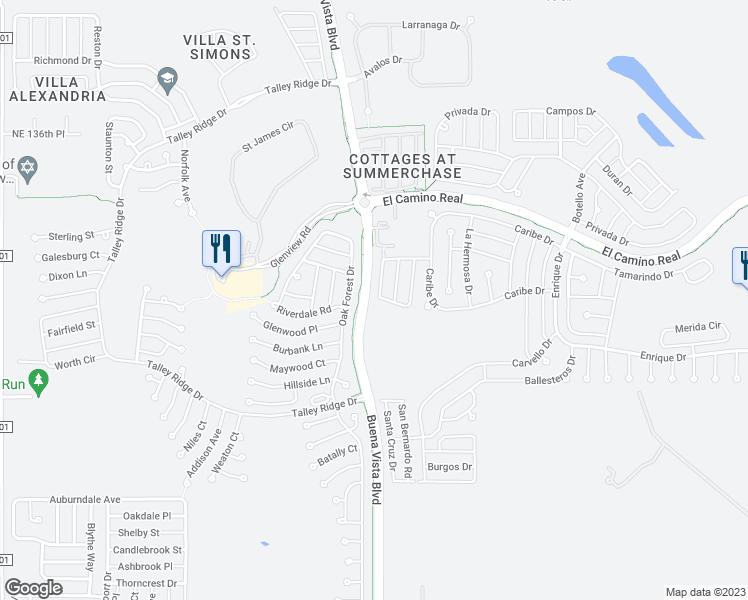 Map Of Florida The Villages.1404 Azteca Loop The Villages Fl Walk Score