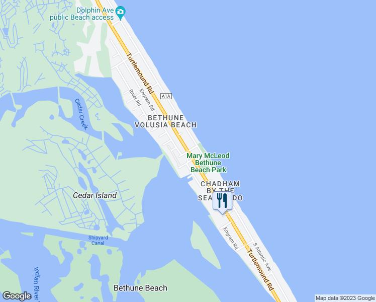 Map Of Restaurants Bars Coffee S Grocery Ore Near Kingfish