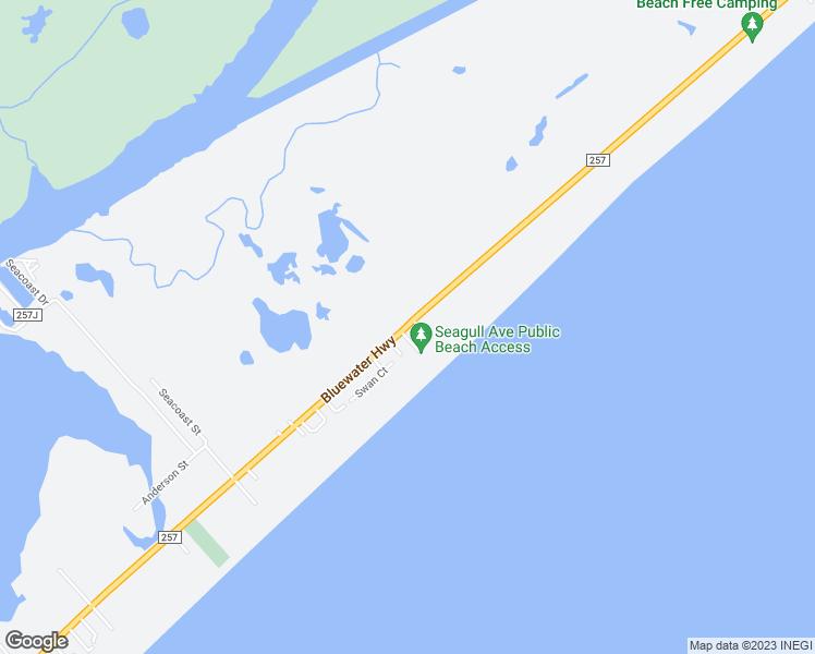 2918 Bluewater Highway Surfside Beach Tx Walk Score