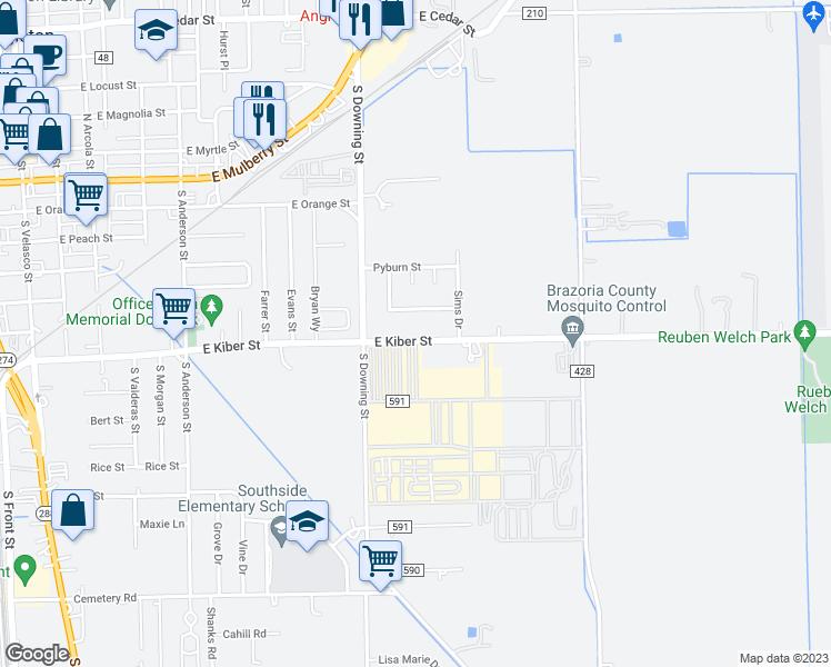 1233 East Kiber Street, Angleton TX - Walk Score Street Map Of Angleton Tx on street map of sherman tx, street map of austin tx, street map of converse tx, street map of temple tx, street map of mckinney tx, street map of cloverleaf tx, street map of georgetown tx, street map of tyler tx, street map of mcallen tx, street map of pearland tx, street map of irving tx, street map of victoria tx, street map of denton tx, street map of baytown tx, street map of liberty tx, street map of lewisville tx, street map of lubbock tx, street map of lakeway tx, street map of arlington tx, street map of harlingen tx,