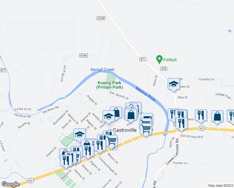 Apartments Near Castroville Tx