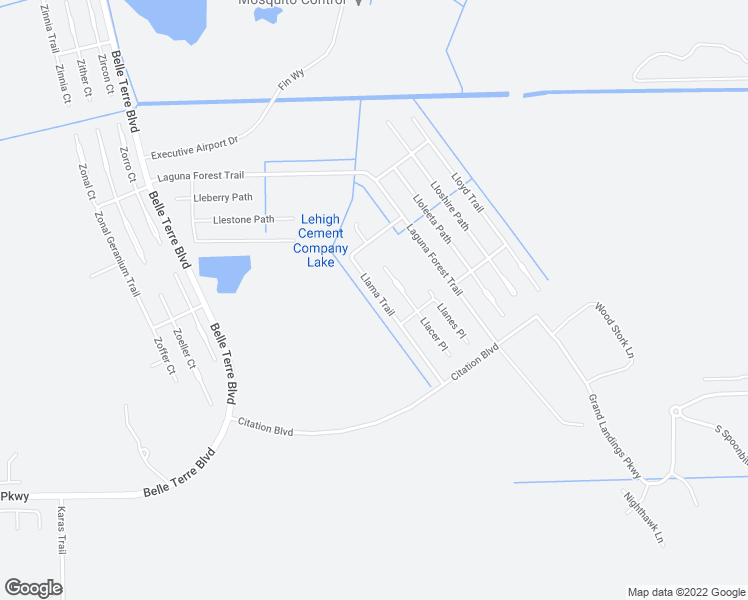 map of restaurants, bars, coffee shops, grocery stores, and more near 28 Llama Trail in Palm Coast
