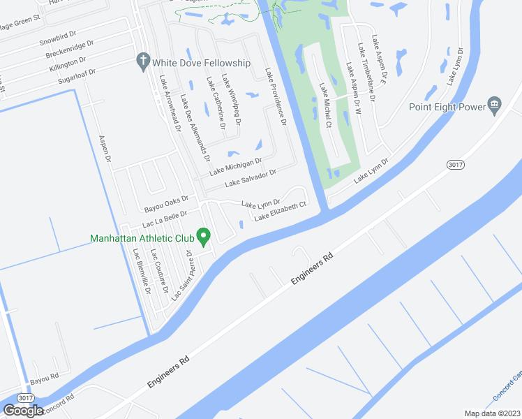 Harvey Louisiana Map.96 Lake Lynn Drive Harvey La Walk Score