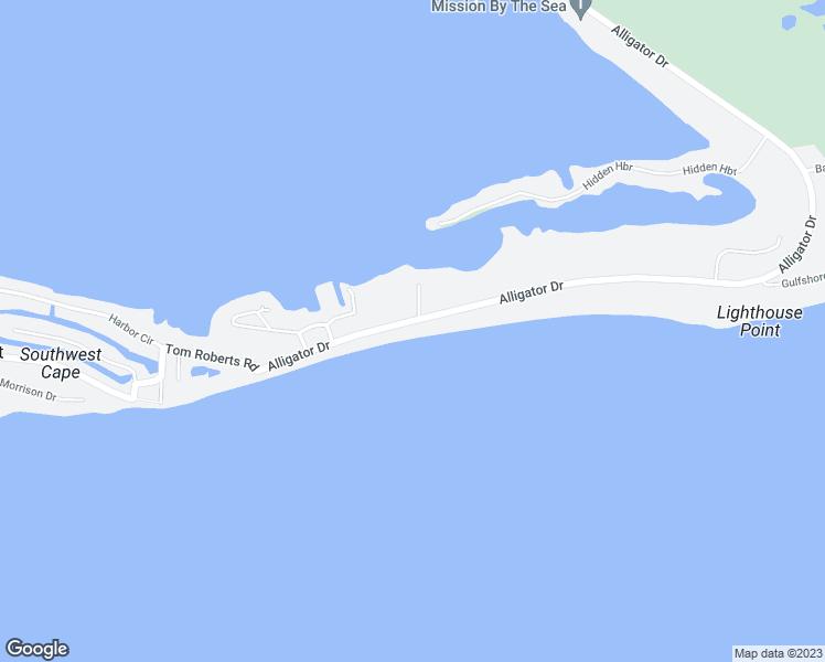 Alligator Point Florida Map.1247 Alligator Drive Alligator Point Fl Walk Score