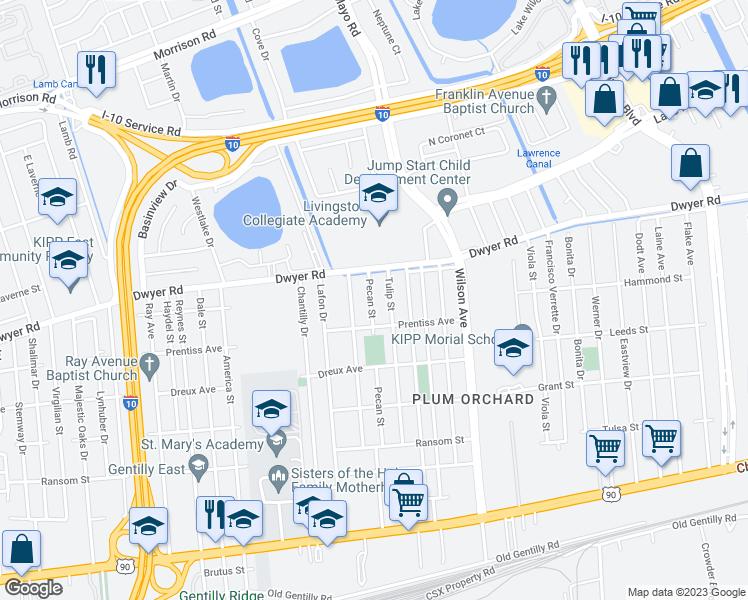 Restaurants Near Plum St In New Orleans