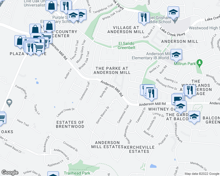 Map Of Restaurants Bars Coffee Shops Grocery Stores And More Near 11005