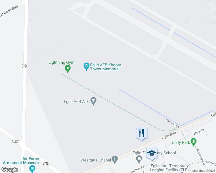 Nomad Way Eglin Air Force Base Fl Walk Score