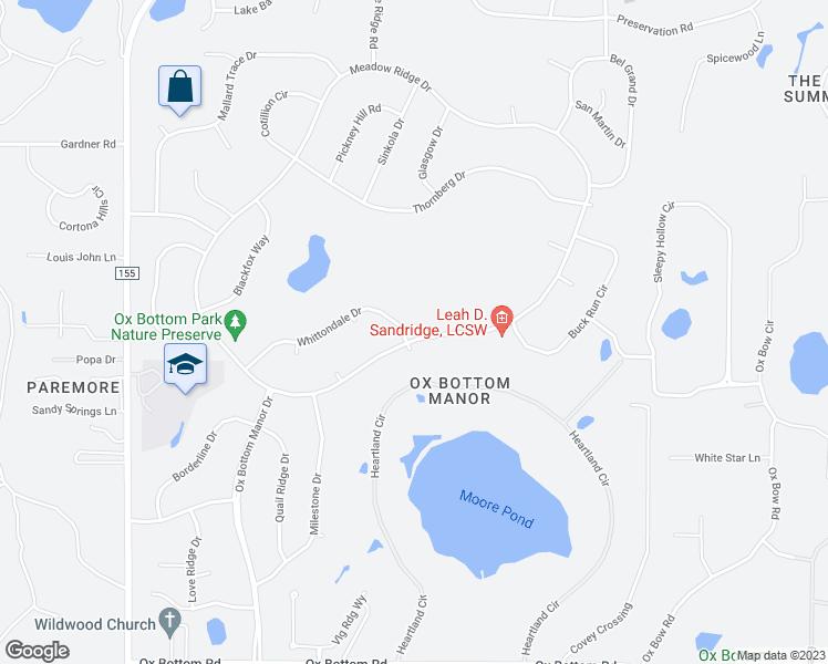 362 Meadow Ridge Drive, Tallahassee FL - Walk Score