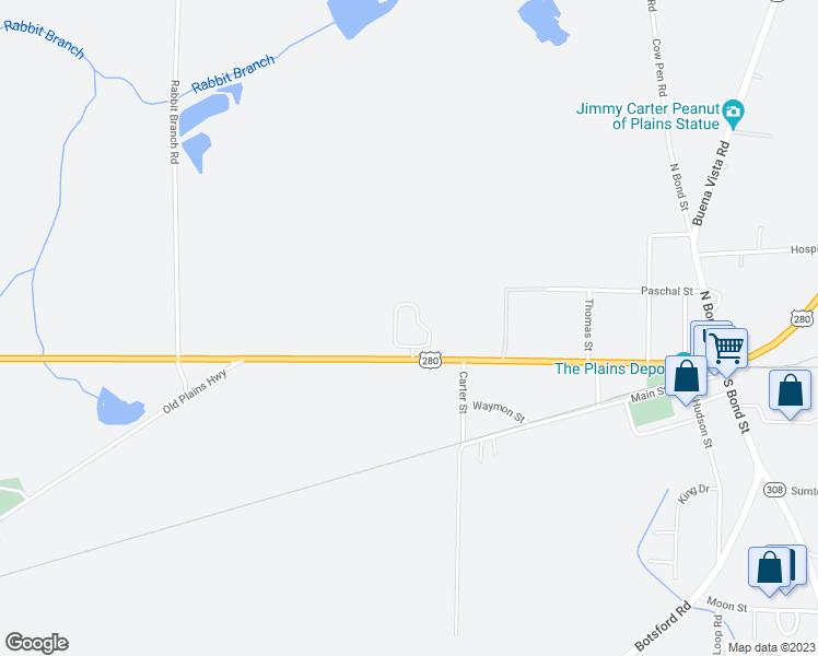 2124 US Highway 280 West, Plains GA - Walk Score Plains Ga On Us Map on plains mt map, plains pa map, plains ks map, plains georgia, plains washington map, high plains topographic map, plains illinois map, plains ga sumter county murders, plains tx map, plains state map, plains ga restaurants,