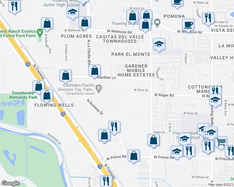 3960 North Sun Tran Boulevard, Tucson AZ - Walk Score