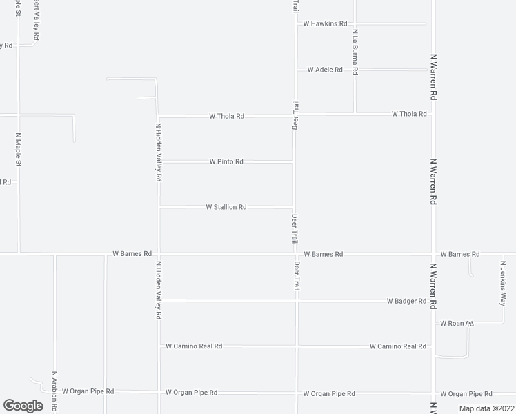 map of restaurants, bars, coffee shops, grocery stores, and more near 53754 West Stallion Road in Maricopa
