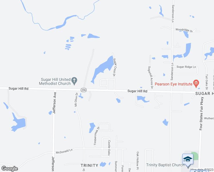 Manor Crest Drive, Texarkana AR - Walk Score