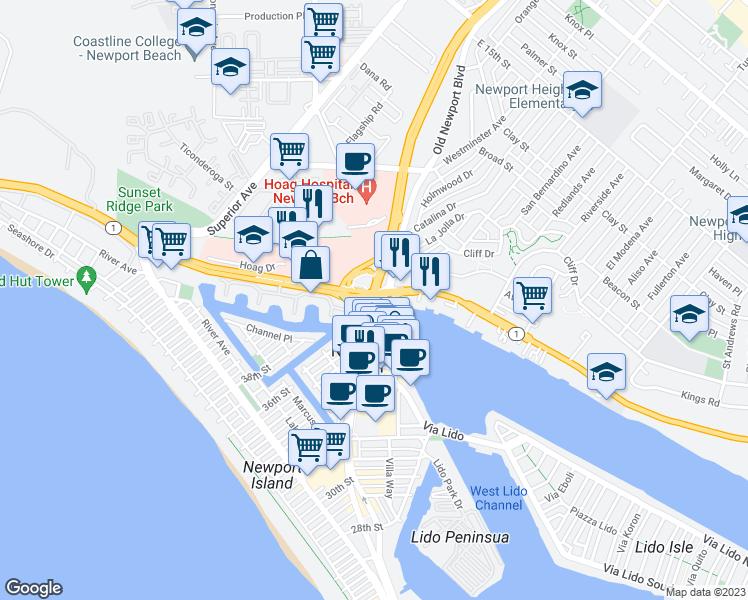 Public Transportation Newport Beach Ca