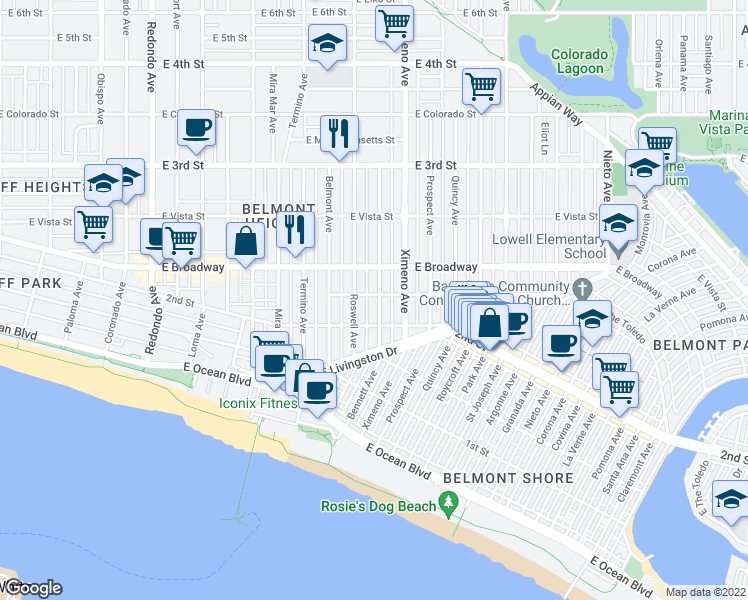 Bennett Avenue Long Beach