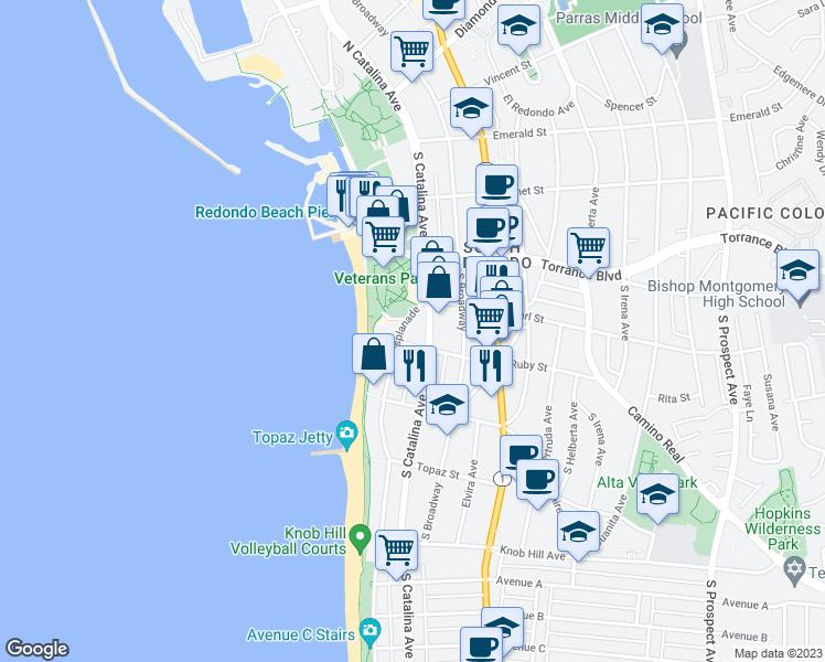 424 Esplanade Redondo Beach Ca Walk Score