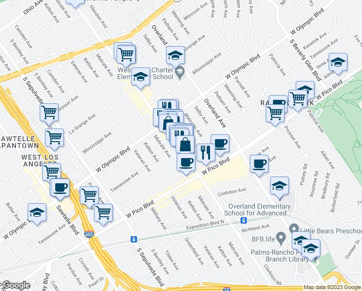 Restaurants Near Westwood Los Angeles